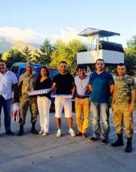 İSEDER den Erzincan a anlamlı ziyaret