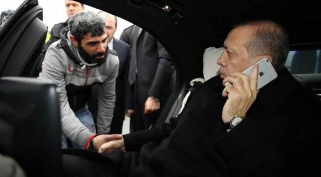 Erdoğan intihardan vazgeçirmişti... Eve girince şaşkına döndü