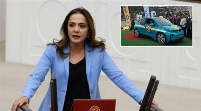 """CHP'li İlgezdi: Güvenli yolculuk değil, """"fişleme"""""""