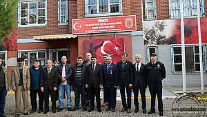 İstanbul Valisi, Şehit Ailelerini ve Gazileri unutmadı