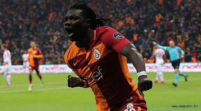 Galatasaray-Antalyaspor maç sonucu: 3-0