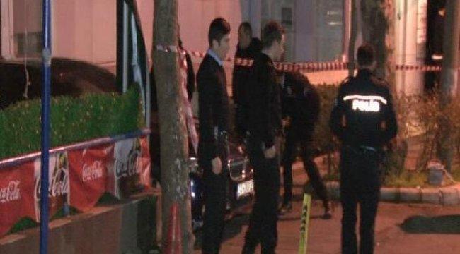 Şişli'de gece kulübü önünde silahlı kavga: 1 yaralı