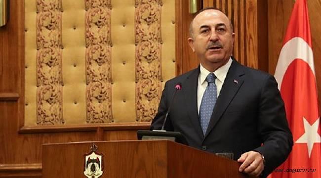 Son dakika haberi... Dışişleri Bakanı Çavuşoğlu: Rejim Afrin'e girmedi