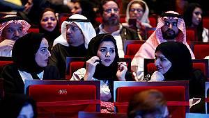 Suudi Arabistan'da sinema salonları 35 yıl sonra yeniden açılıyor