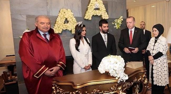 Arda Turan ve Aslıhan Doğan'ın nikah detayları ortaya çıktı