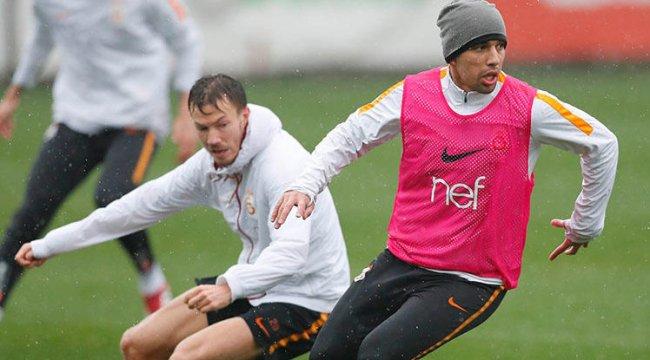 Galatasaray, Atiker Konyaspor maçının hazırlıkları sürdü!