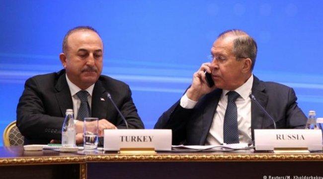 Rusya: Batılı devletler teröristleri koruyor