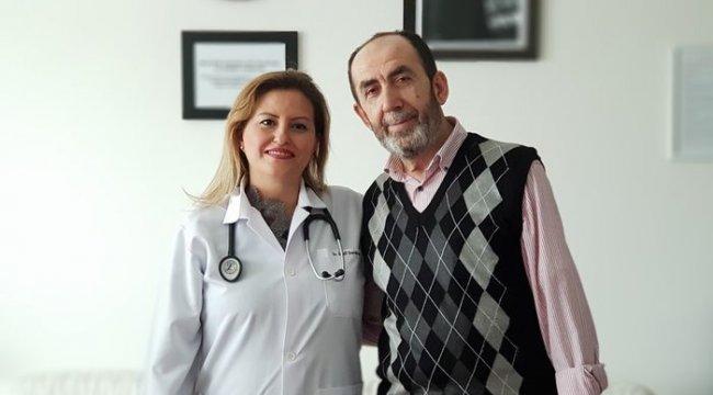 68 yaşında dördüncü evre prostat kanserini yendi!