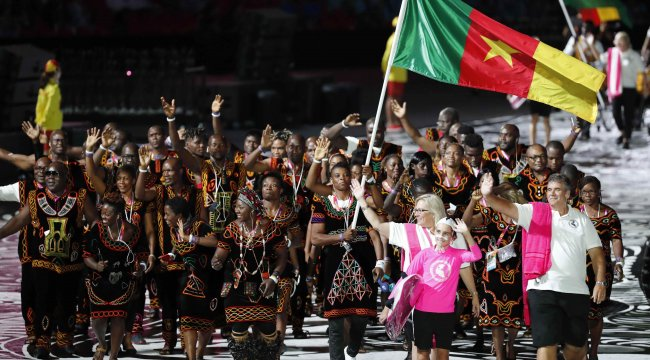 8 Kamerunlu sporcu ortadan kayboldu!