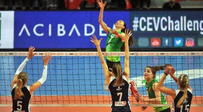 Kadınlar CEV Challenge Kupası'nın sahibi Olympiakos oldu