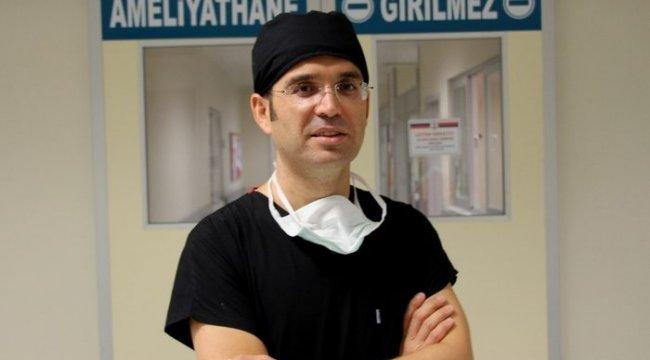 OMÜ'de prostat büyümesine ameliyatsız çözüm