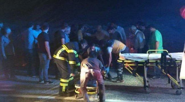 Besni'de iki otomobil çarpıştı: 8 yaralı