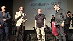 HALK OZANI AŞIK MAHZUNİ ŞERİF KARTAL'DA ANILDI