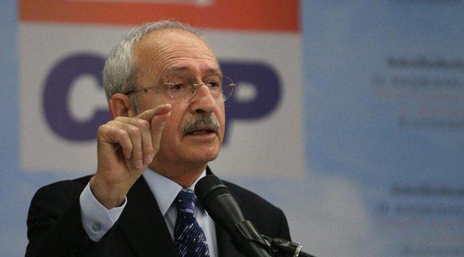 Kılıçdaroğlu parti grubunda konuşuyor