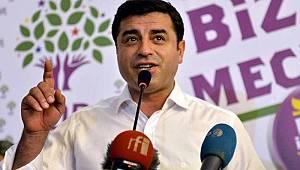 Selahattin Demirtaş'tan Doğu Perinçek'e: Siz kazanırsanız HDP'yi kapatırız