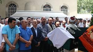 DYP KARTAL ESKİ İLÇE BAŞKANI CAFER DERE'NİN ACI GÜNÜ