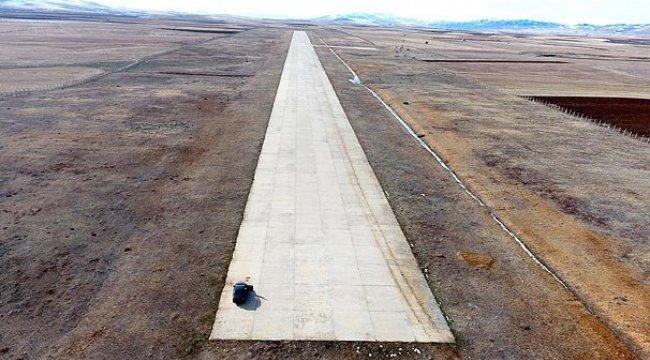 Heyecan yarattı! 3 kilometre uzunluğunda 45 metre genişliğinde...