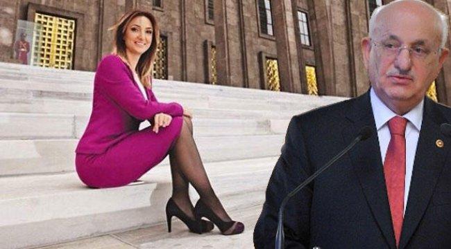 TBMM Başkanı Kahraman'dan Aylin Nazlıaka hakkında suç duyurusu