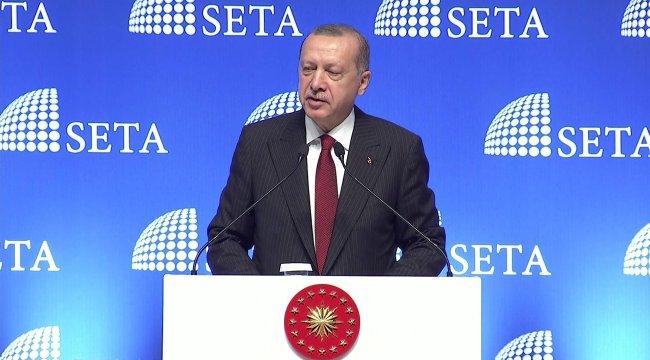 Cumhurbaşkanı Erdoğan:  'ABD'nin elektronik ürünlerine boykot uygulayacağız'