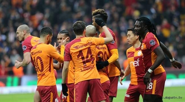 Süper Lig'de açılış Galatasaray'dan!