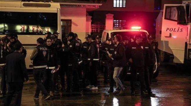 Başkentte bin 150 polisle asayiş uygulaması
