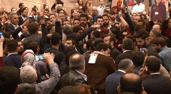 İstanbul Barosu başkanlığı seçiminde kavga