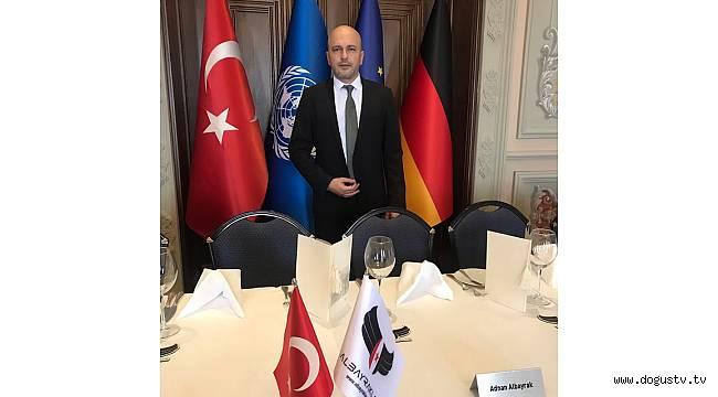 Dünya Diplomatlar Birliği Türkiye Başkanlığına Sertan Ayçiçek Atandı