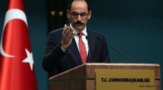 Erdoğan'dan, İbrahim Kalın'a yeni görev