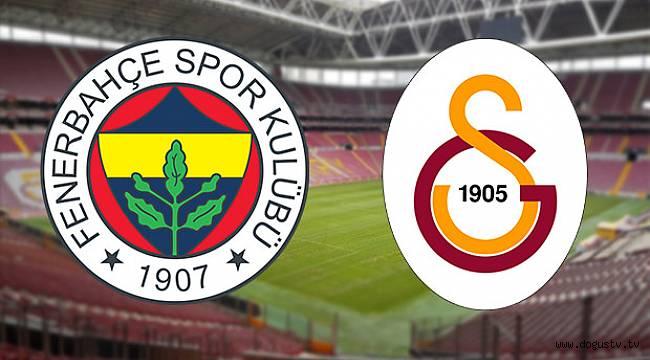 Galatasaray-Fenerbahçe derbisi muhtemel 11'leri ve detaylar!