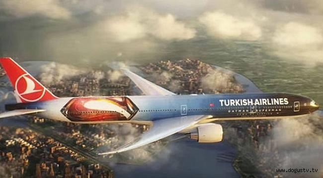 THY, Rusya'da Avrupa'nın en iyi hava yolu şirketi seçildi