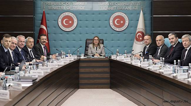 Ticaret Bakanlığı İstişare Kurulu 3. Toplantısı yapıldı
