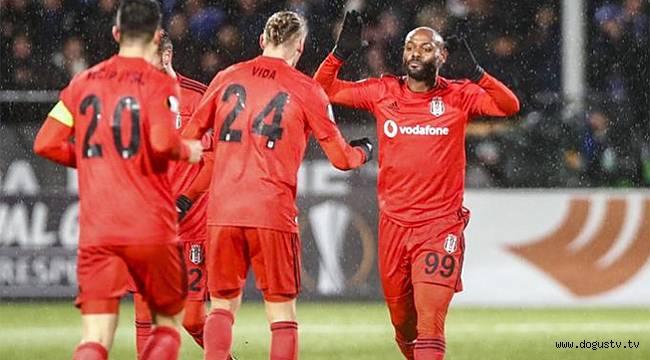 UEFA Avrupa Ligi'nden Beşiktaş paylaşımı!