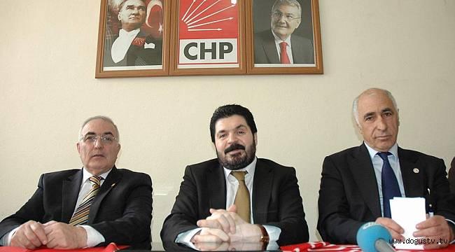 AKP'nin Ağrı adayı eski CHP'li Savcı Sayan oldu!