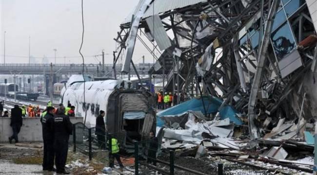 Ankara'daki tren kazasında FETÖ bağlantısı araştırılacak