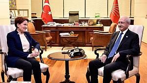 CHP İYİ Parti ittifakının adayları kimler olacak?