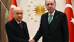 Erdoğan-Bahçeli görüşmesinin saati belli oldu!