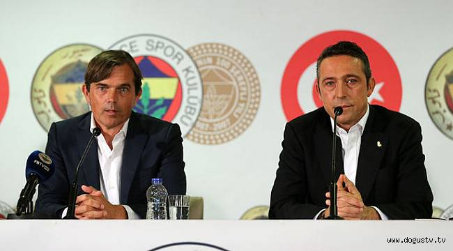 Fenerbahçe'de Cocu ile yollar resmen ayrıldı!