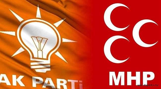 MHP, AKP için bir belediye adayı daha geri çekti