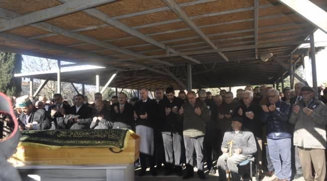 ABD'de 22 dolar için öldürülen Cemal Dağdeviren son yolculuğuna uğurlandı!