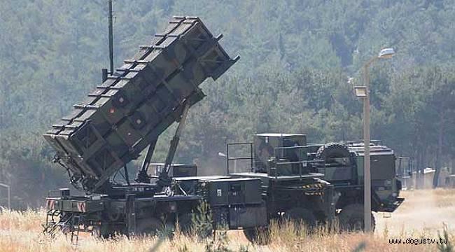 ABD, Patriot teklifini Türkiye'ye sundu