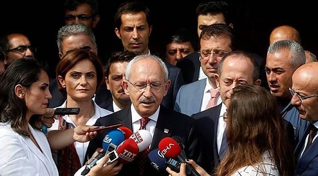 'CHP, İstanbul'daki 6 ilçe ve İzmir için kararını verdi'