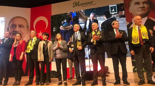 CHP'nin Ankara adayı Mansur Yavaş projelerini açıkladı!