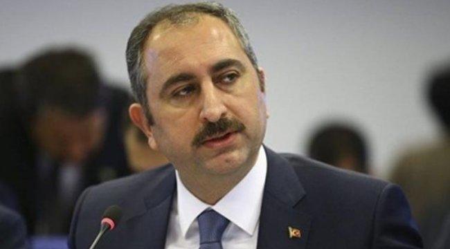 Adalet Bakanı Gül'den helikopter kazasına ilişkin açıklama