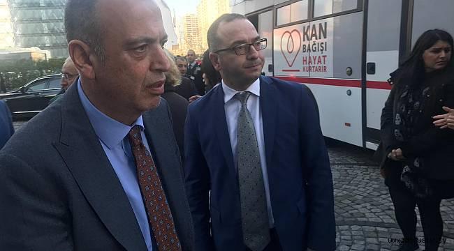 CHP Ataşehir Belediye Başkan Adayı Battal İlgezdi'den Kızılay'a Tam Destek