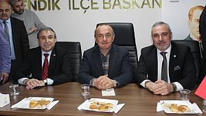 İYİ PARTİ VE CHP PENDİK'TE ANLAŞTI!