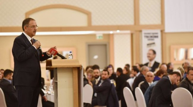 Özhaseki: Ha bizden Ahmet, ha MHP'den Mehmet olmuş, farkı yok (5)
