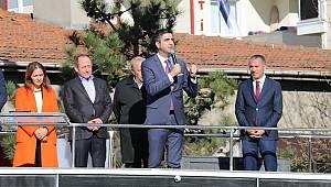 Kemal Kılıçdaroğlu ve Gökhan Yüksel Kartal'da vatandaşlara hitap etti