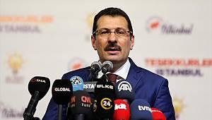AK Parti Genel Başkan Yardımcısı Ali İhsan Yavuz: Sandık başkanları üzerinden bir operasyon yürüttüler