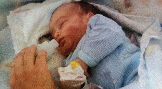 Amasya'da çok acı olay! Önce 2 buçuk yaşındaki oğlu şimdi de 25 günlük bebeği...