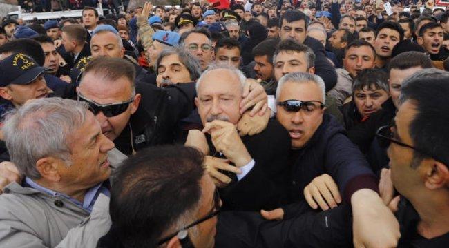 Ankara Valisi'nden Kılıçdaroğlu'na saldırı ile ilgili açıklama